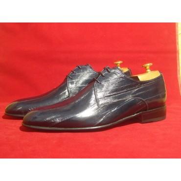 "Leather Men Shoes Eel ""Adelardo"""