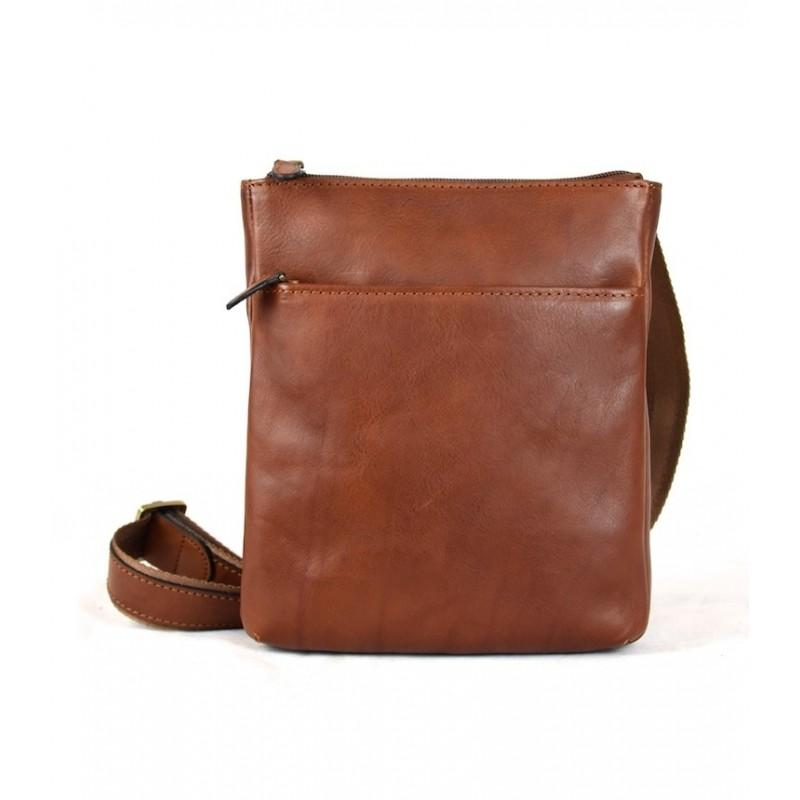 "Leather Man bag ""Montelaterone"""