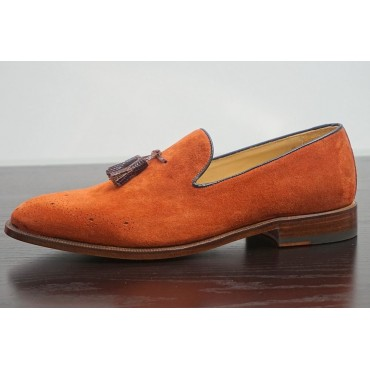 "Man shoes ""Oliviero"""