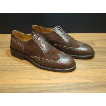 """Leather Women's shoes """"Linda"""""""