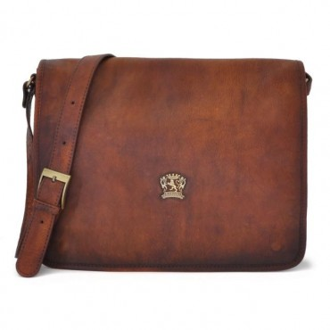 "Leather Lady bag ""Val D'Orcia"" B184"