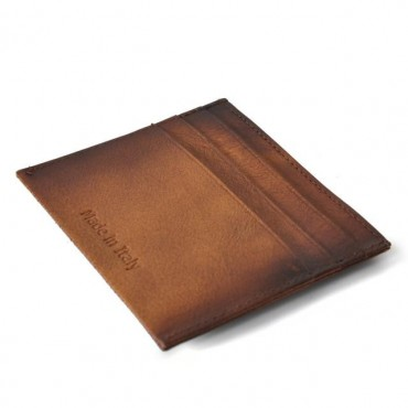 "Leather Card Holder ""Loggia..."