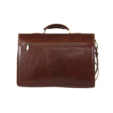 "Leather Man briefcase ""Cala..."