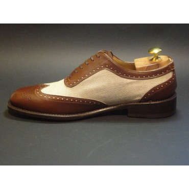 "Leather Man shoes ""Anicino"""