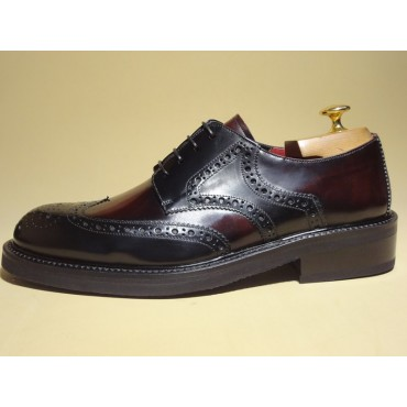 "Leather Man shoes ""Foenna"""