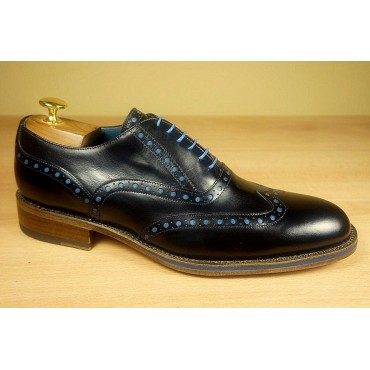"Leather Man shoes ""Patrignone"""