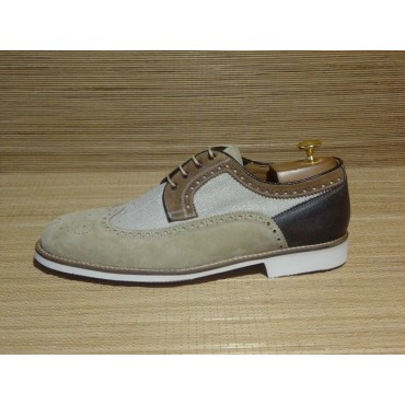 "Leather Man shoes ""Brisa"""