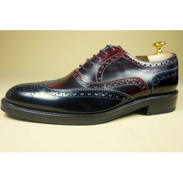 "Leather Man shoes ""Resco"""