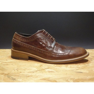 "Leather Man shoes ""Roglio"""