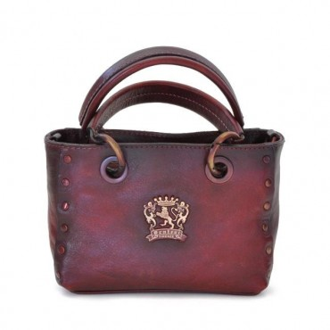 "Leather Lady bag ""Bagnone"""