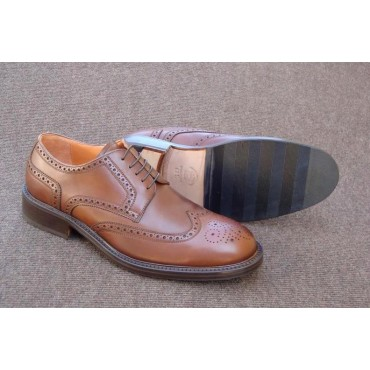 "Leather Man shoes ""Fulvio"""
