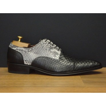"Men Shoes Pithon ""Alberto"""