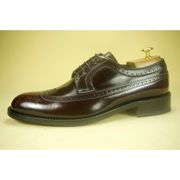 "Leather Man shoes ""Cesare"""