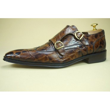 "Leather Man shoes ""Walter"""