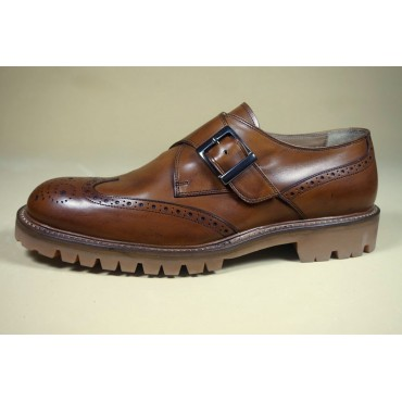 "Leather Man shoes ""Alfredo"""
