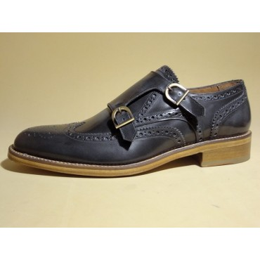 "Leather Man shoes ""Vincenzo"""
