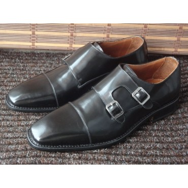 "Leather Man shoes ""Edoardo"""