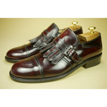 "Leather Man shoes ""Lucignano"""