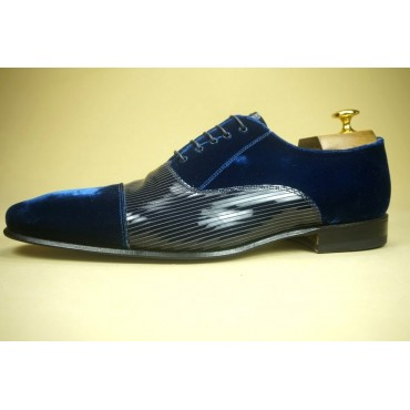 "Leather Man shoes ""Adriano"""