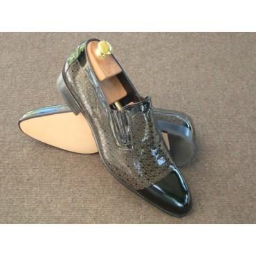"Leather Man shoes ""Ferdinando"""