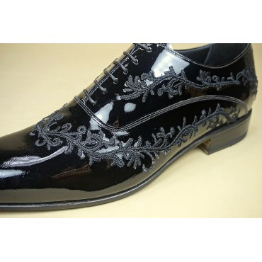 "Leather Man shoes ""Ambrogio"""