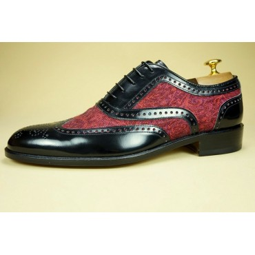 "Leather Man shoes ""Filiberto"""