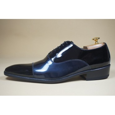 "Leather Man shoes ""Enzo"""