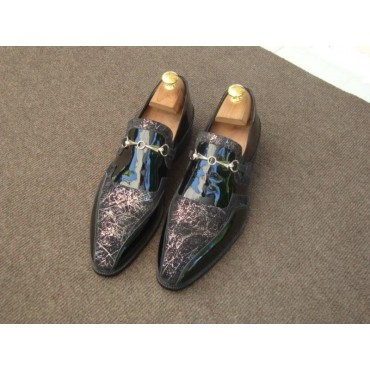 """Leather Man shoes """"Arialdo"""""""