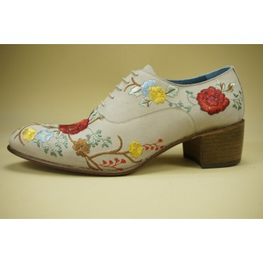 """Leather Women's shoes """"Angela"""""""