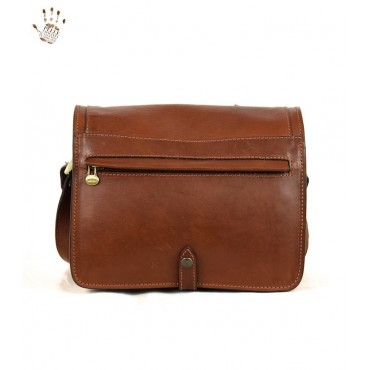 "Leather Lady bag ""Principina"""
