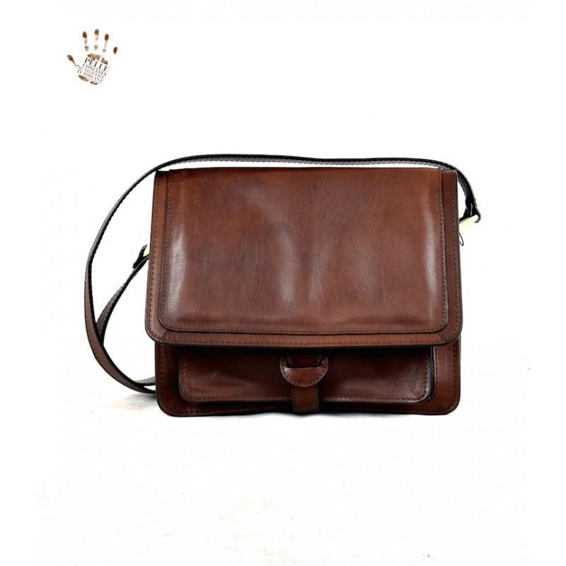 "Leather Lady bag ""Principina"""