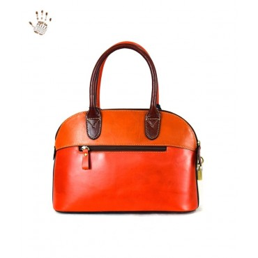 "Leather Lady bag ""Angela""..."