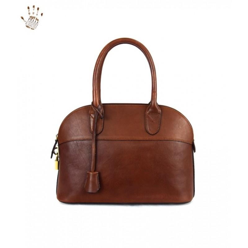 """Leather Lady bag """"Angela"""" BC"""