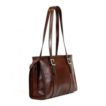 """Leather Lady bag """"Feniglia"""" VL"""