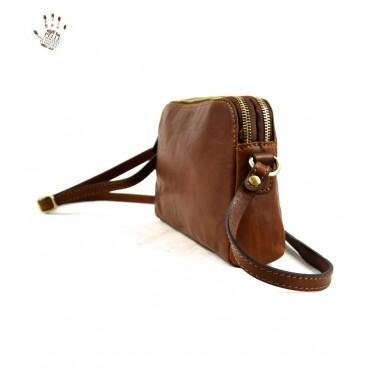 """Leather Lady bag """"Suvereto"""""""