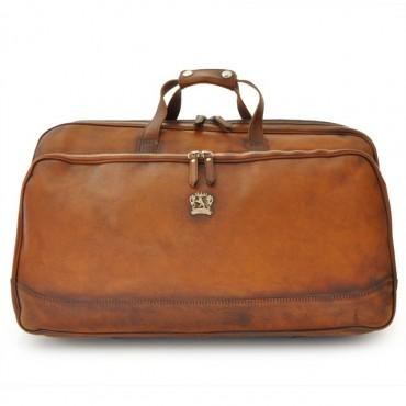 Buffalo leather duffel bag...