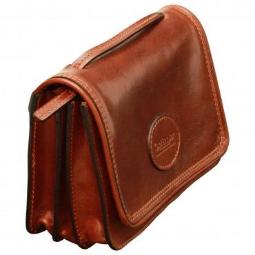 Leather Lady shoulder bag...