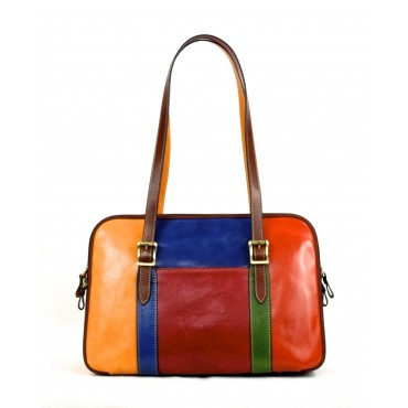 """Leather Lady bag """"Fiora""""..."""