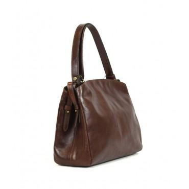 "Leather Lady bag ""Montieri"" VL"