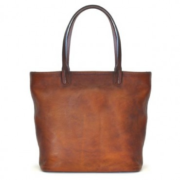 "Leather Lady bag ""Monterchi"""