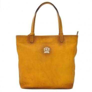 "Leather Lady bag ""Monterchi"" B461"