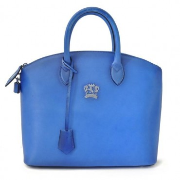 "Leather Lady bag ""Versilia""..."