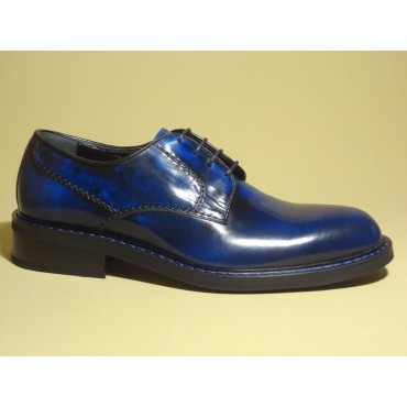 "Leather Man shoes ""Fabio"""
