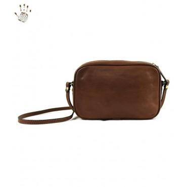 "Leather Lady bag ""Montemerano"""