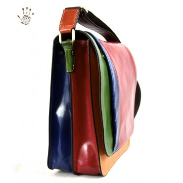 "Leather Man bag ""Santerno""..."