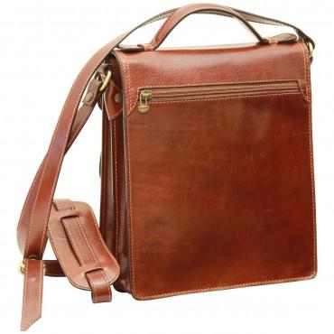 """Leather Man bag """"Cieszyn"""""""