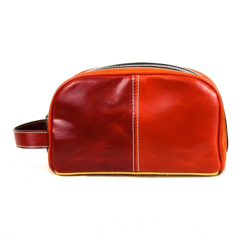 """Leather Beautycase """"Mimosa"""""""