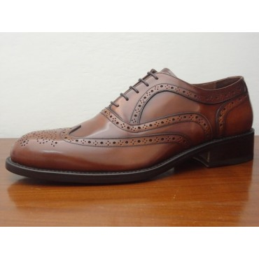 "Leather Man shoes ""Bruno"""