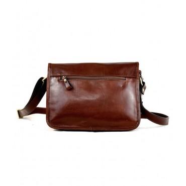"Leather Lady bag ""Tirli"""