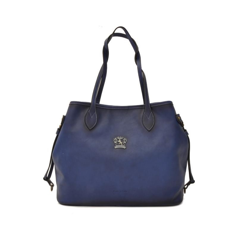"Leather Lady bag ""Vetulonia"" B471G"